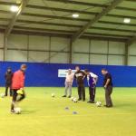 Blackburn Football Workshop